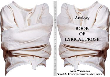 Analogy BOOK OF LYRICAL PROSE