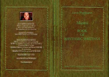 Mantra BOOK OF RHYTHMIC WRITINGS